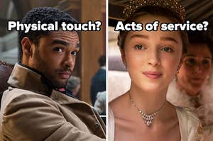 physical touch? acts of service?
