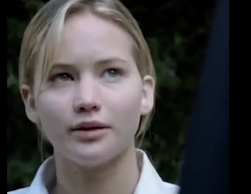 Jennifer Lawrence in Cold Case
