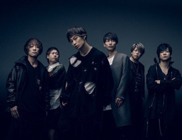 The members of  Uverworld