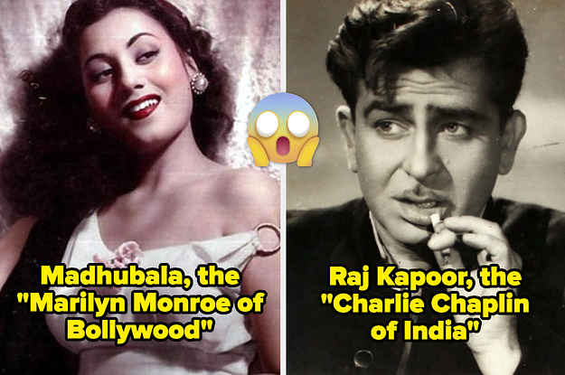 18 Old Bollywood Icons I Bet You Didn't Know About (But You Really Should)