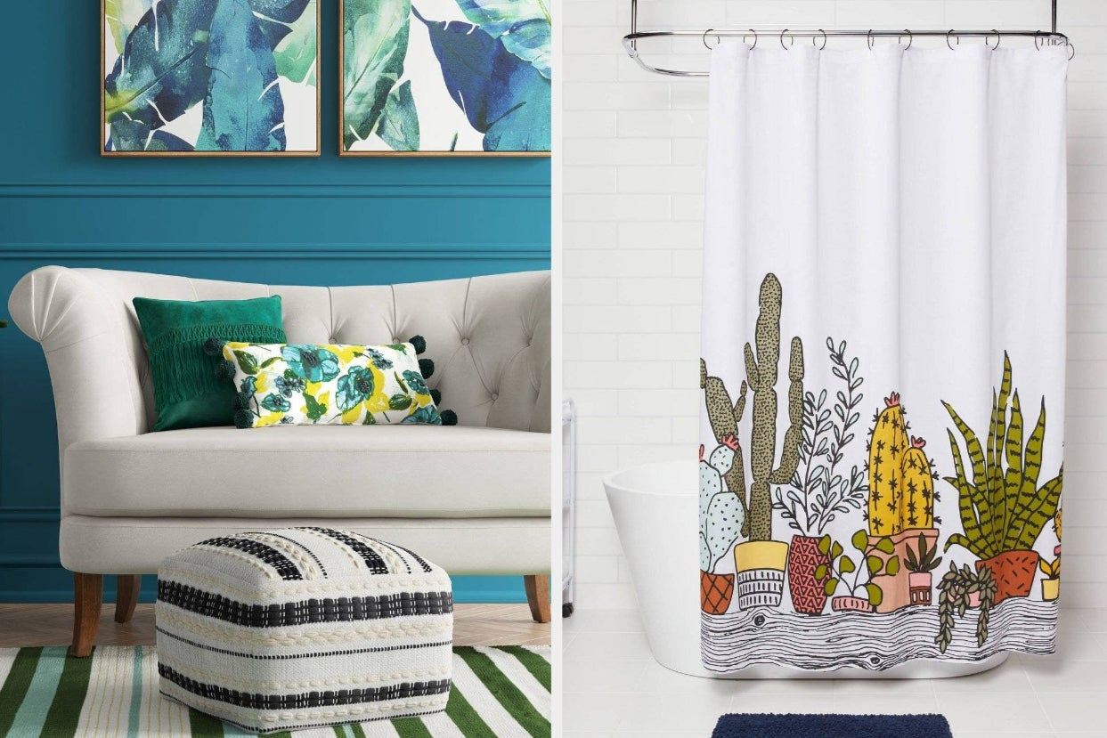 If You Just Moved Into A New Place, Here Are 31 Things From Target To Help You Affordably Decorate