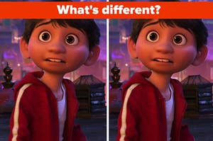 what's different? coco photos