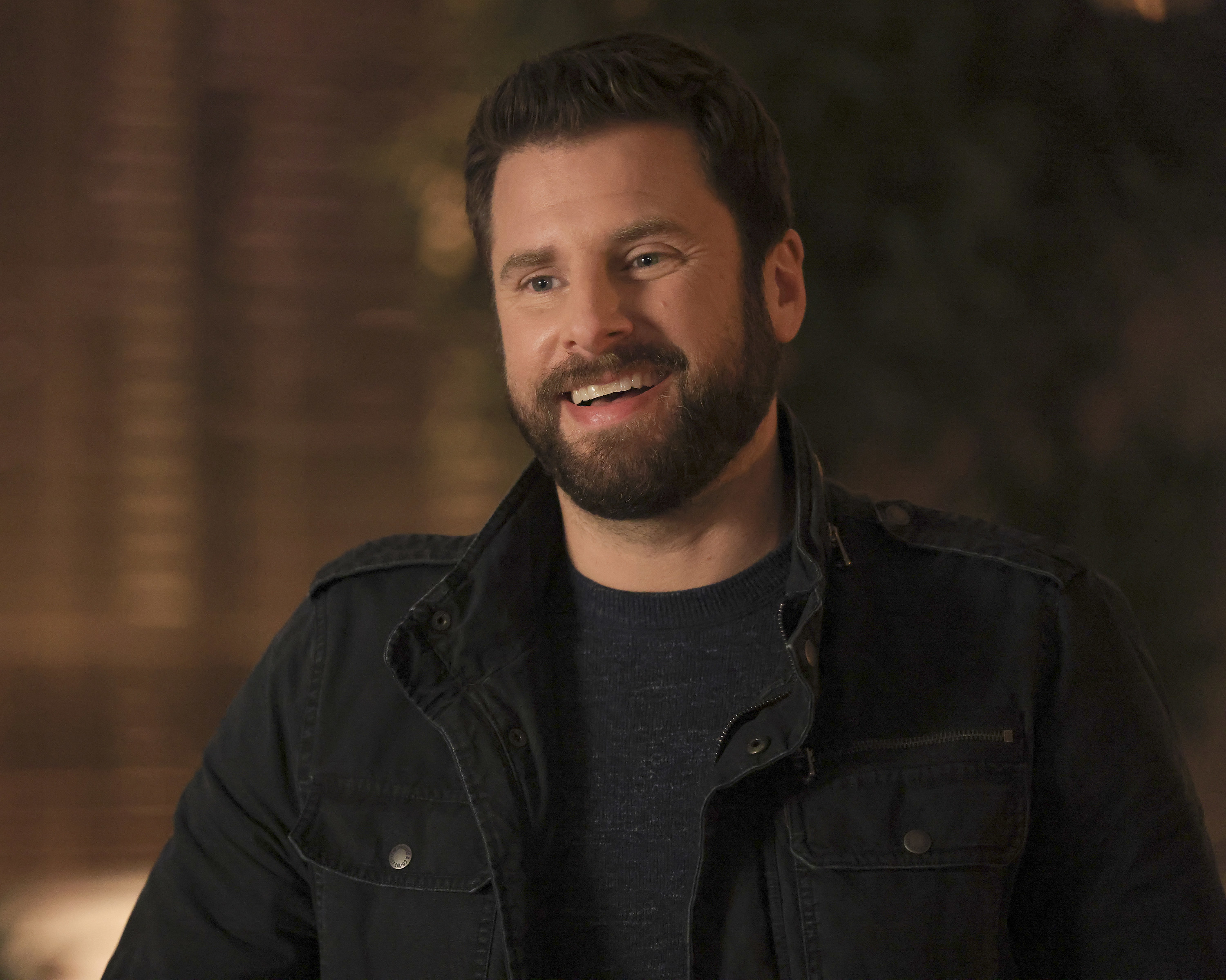 Photo of James Roday on ABC show A Million Little Things