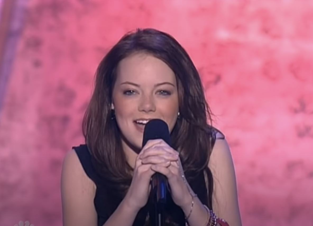 Emma singing for In Search of the Partridge Family