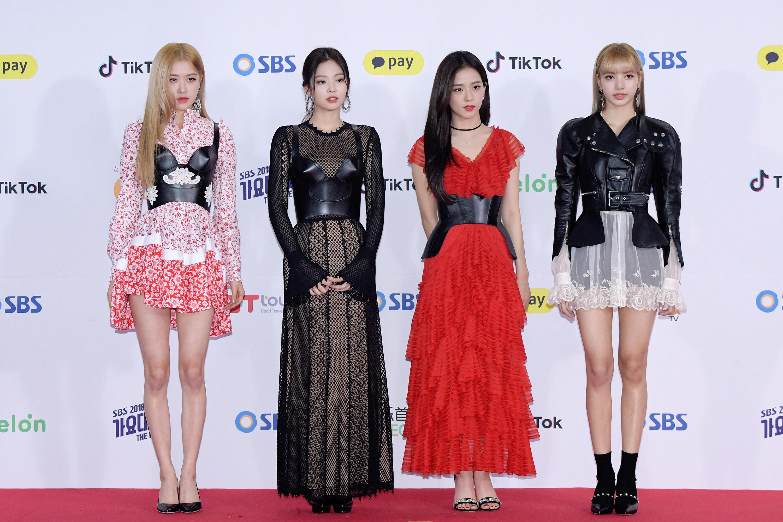 The members of Blackpink