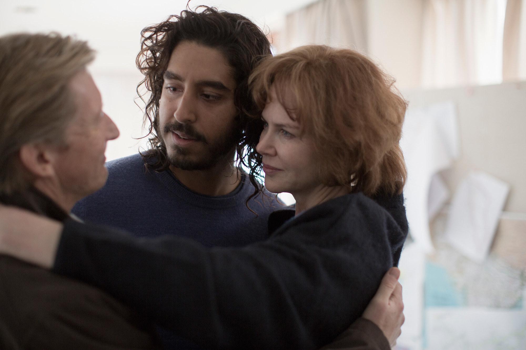 Dev Patel and Nicole Kidman in Lion