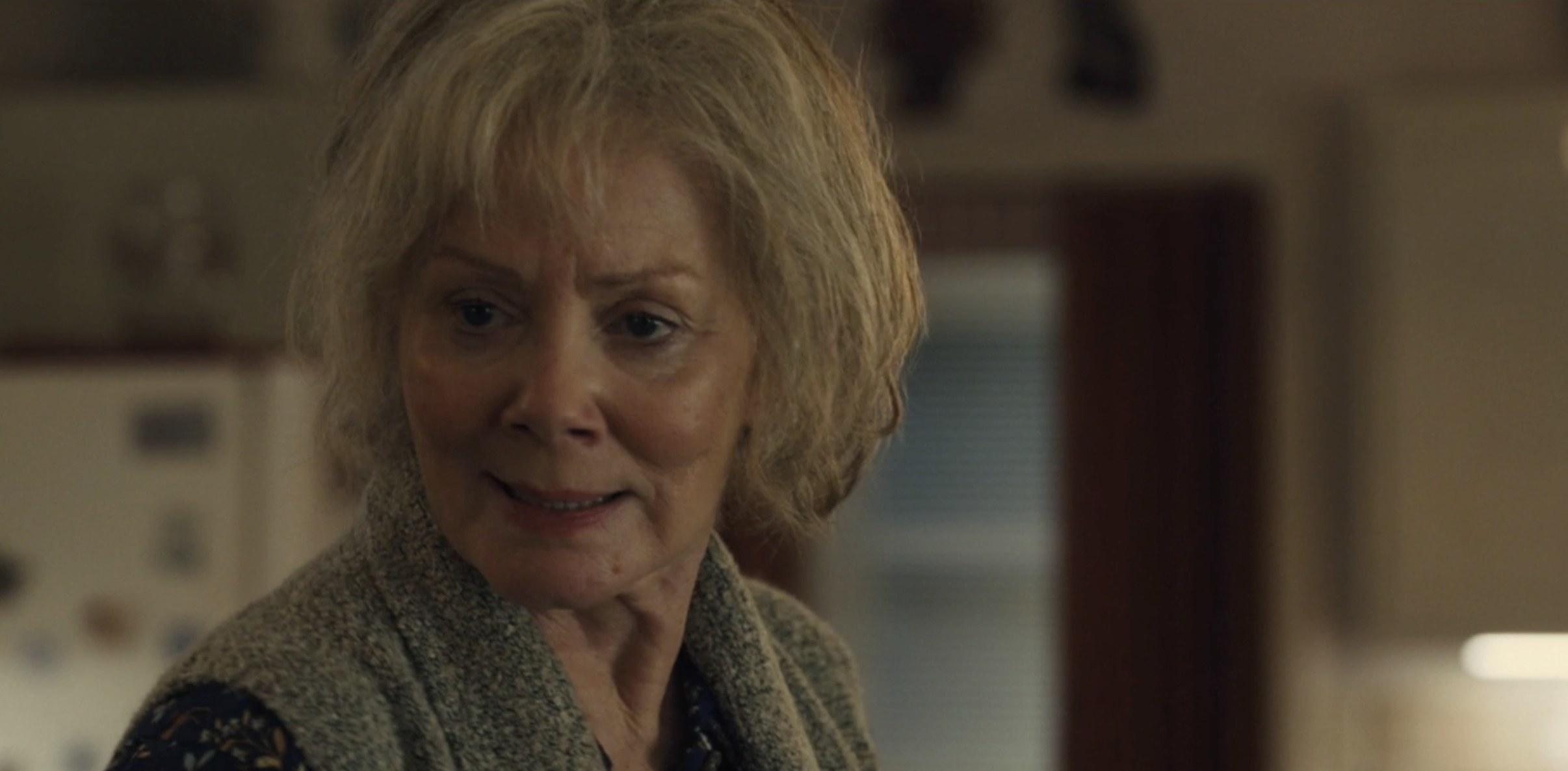 Mare's mom, Helen