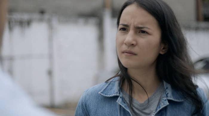 Jessie Mei Li in Panamania