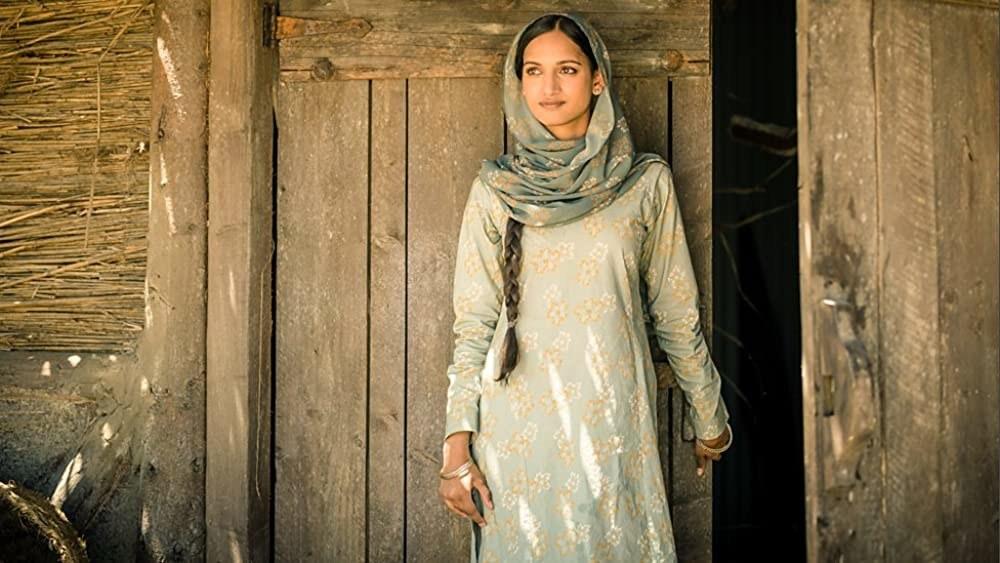 Amita Suman in Demons of the Punjab
