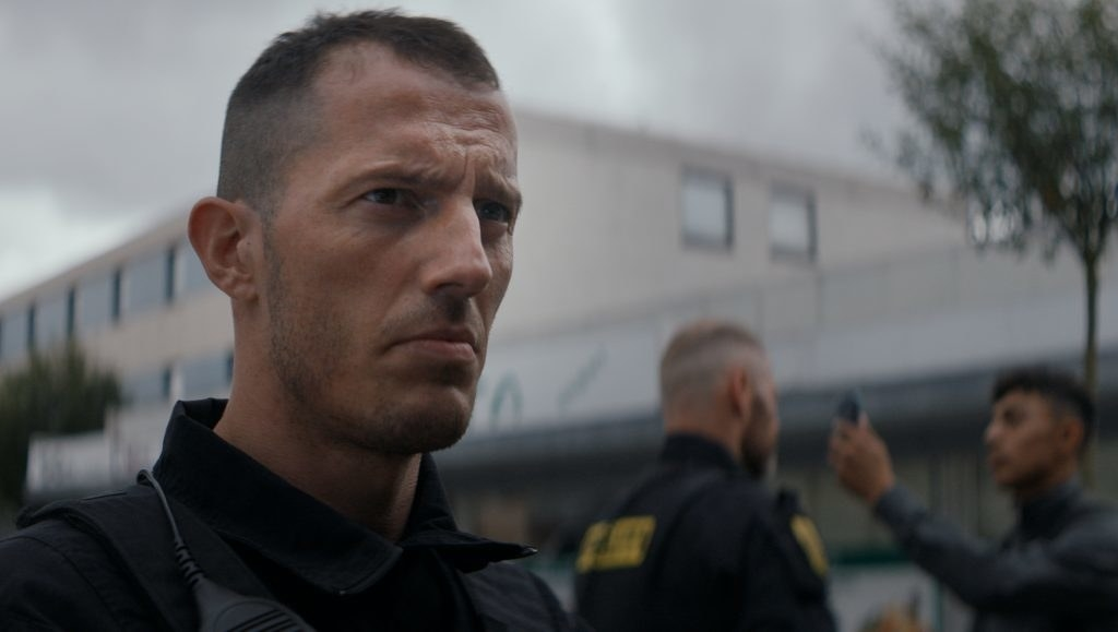 Simon Sears in Enforcement