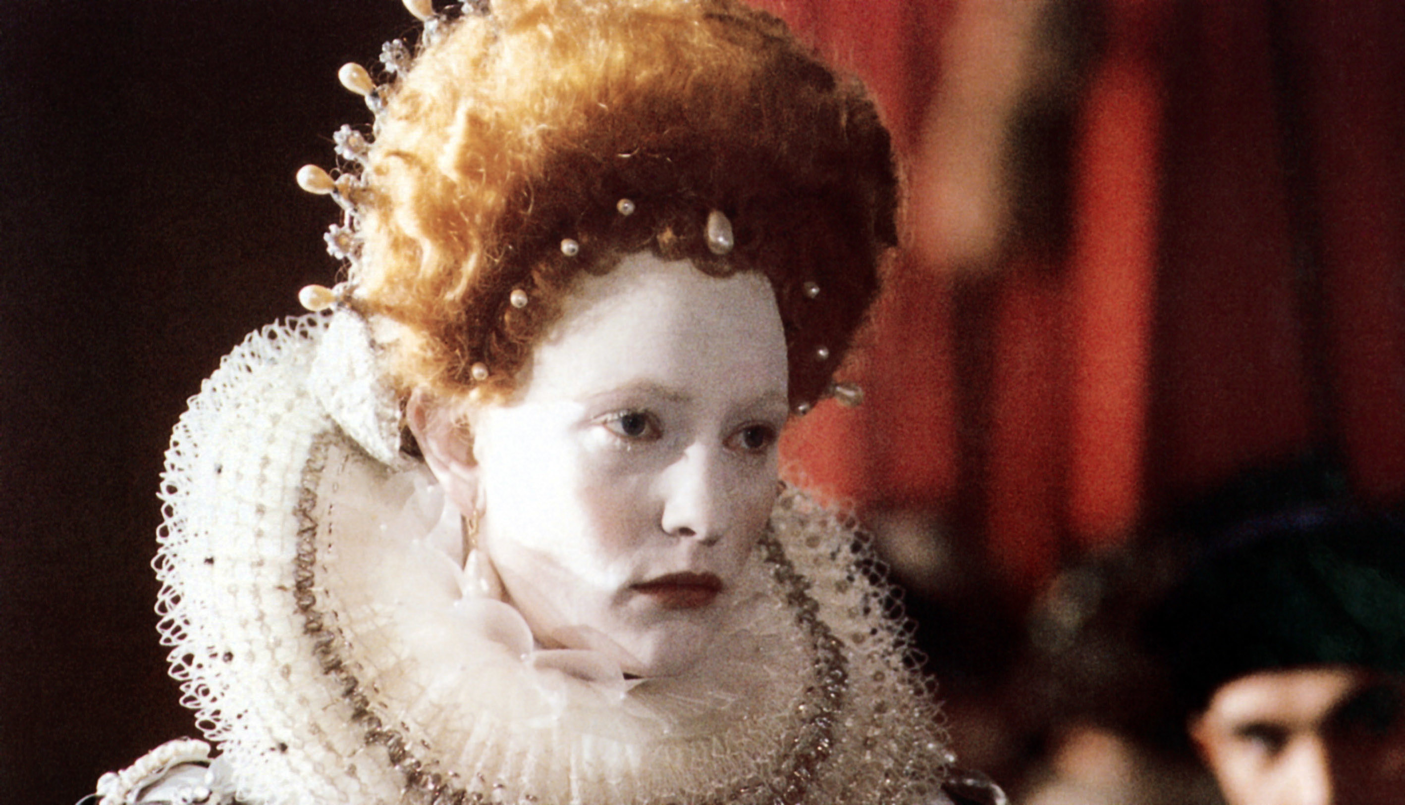 ELIZABETH, Cate Blanchett as Queen Elizabeth I, 1998