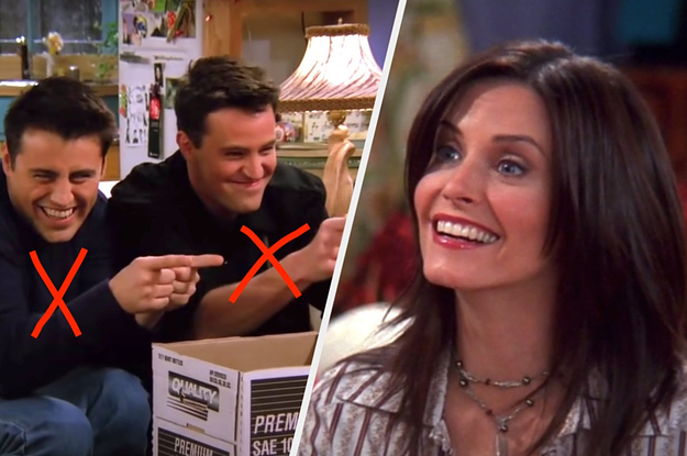 "Which ""Friends"" Character Aren't You?"