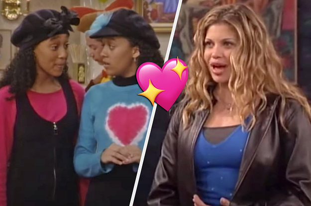 16 TV Characters That I'm Pretty Sure All Lesbians Born In The 90s Had A Massive Crush On