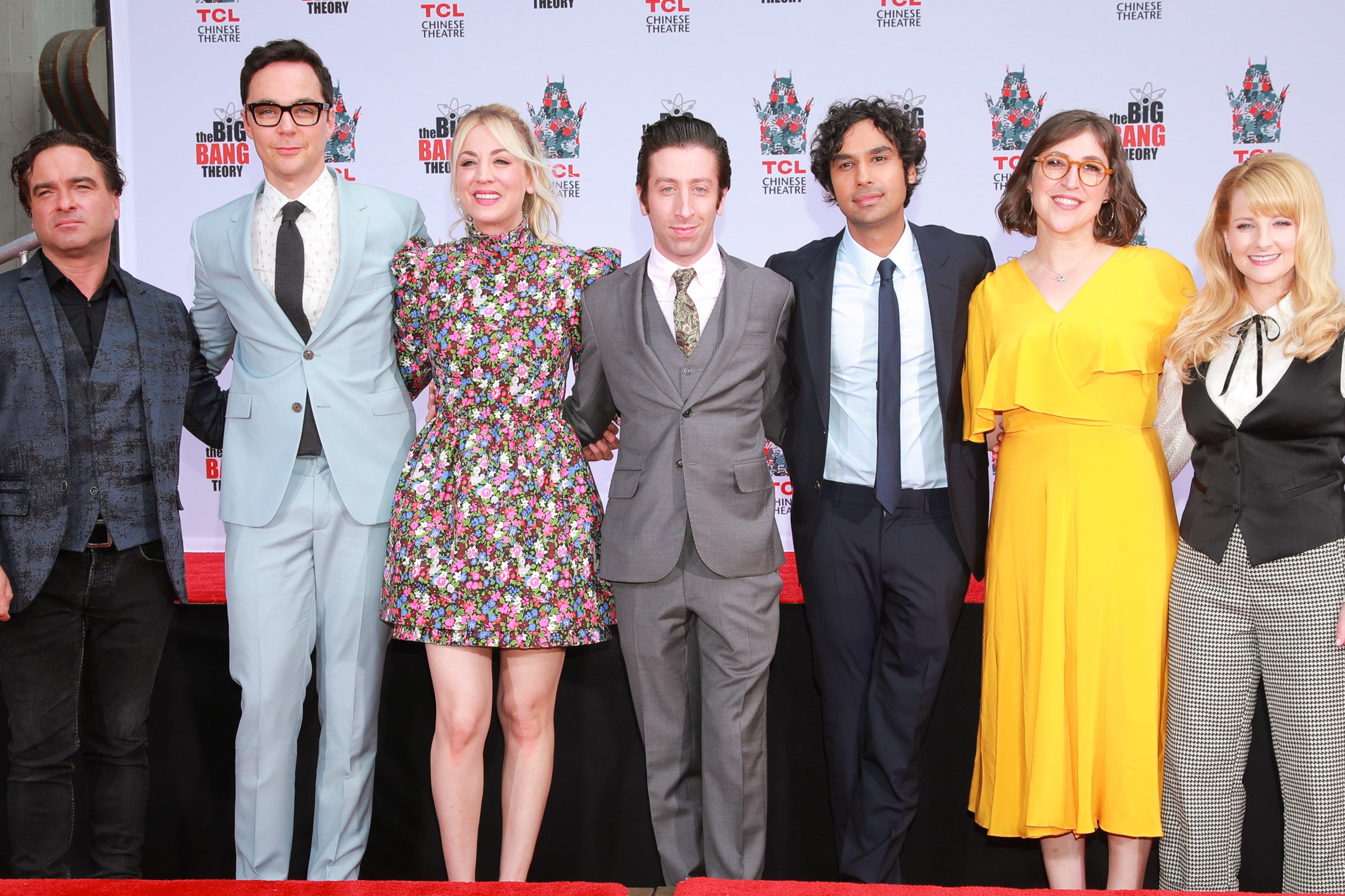"""Kaley Cuoco Is Down For A """"Big Bang Theory"""" Reunion """"Whenever Anyone's Open To It"""""""