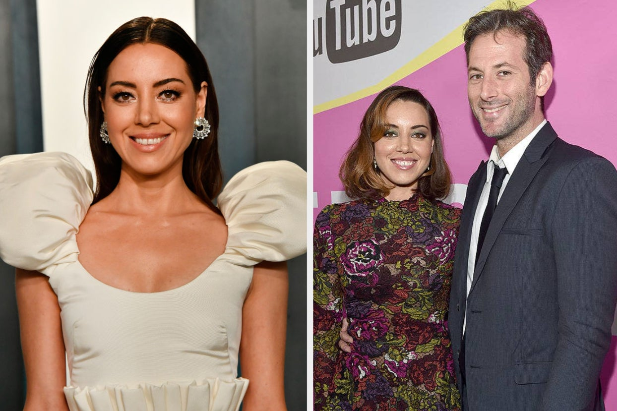 Aubrey Plaza Subtly Revealed She Got Married To Jeff Baena On Instagram, And The Internet Is Not Okay
