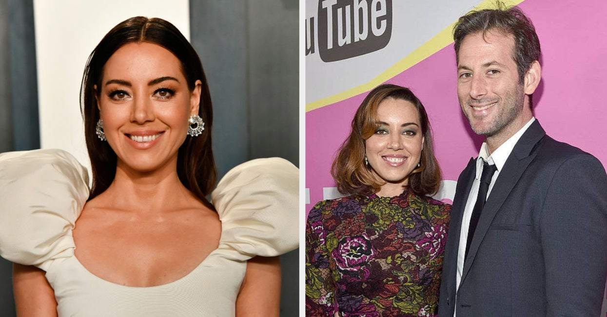 Aubrey Plaza Subtly Revealed On Instagram That She Got Married To Jeff Baena, And The Internet Is Not Okay - BuzzFeed