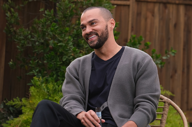 Jesse Williams Is Leaving