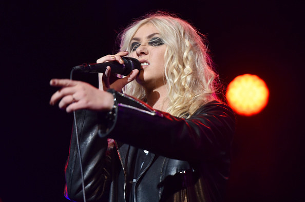 singer in The Pretty Reckless