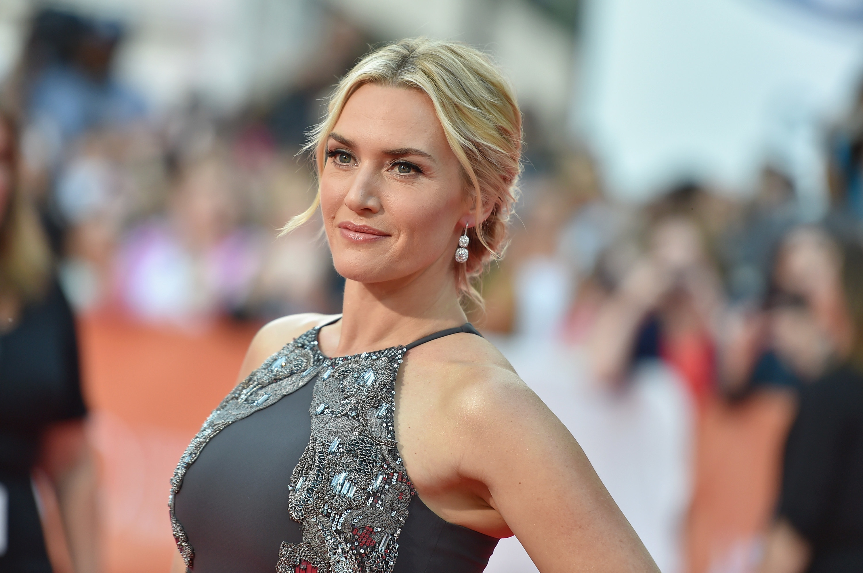kate winslet in 2015 on the red carpet