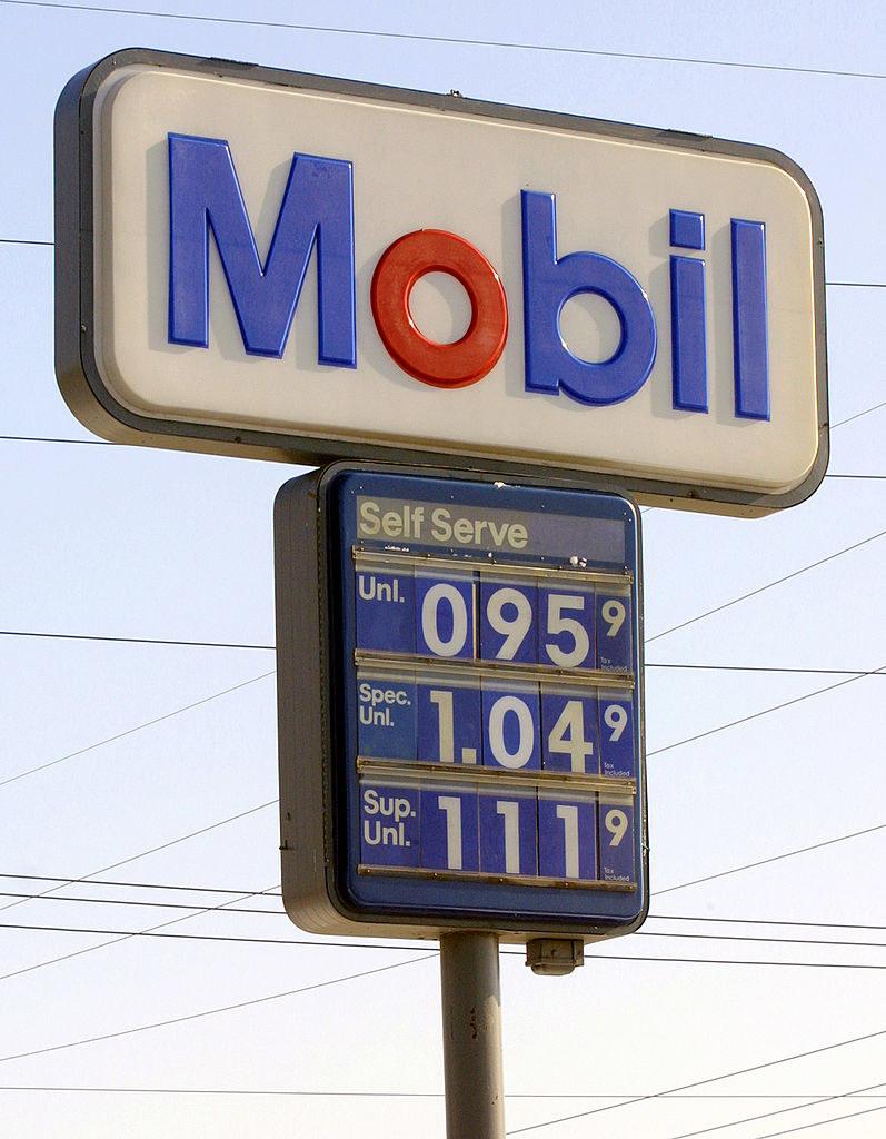 gas prices under a dollar