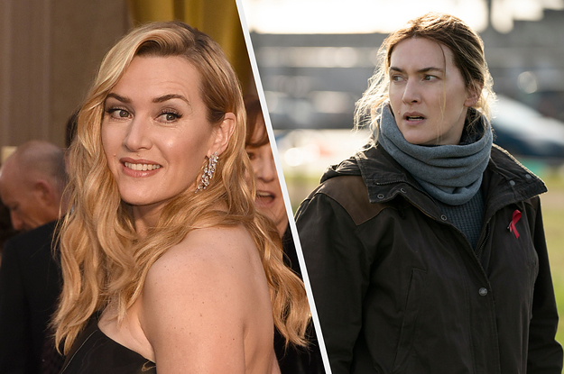"""Kate Winslet Refused To Let Her Stomach Be Airbrushed Out Of A Scene In """"Mare Of Easttown"""" And I Just Want To Thank Her – BuzzFeed"""