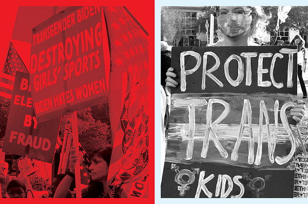 A School District Announced Guidelines To Protect The Rights Of Trans Students. Some Locals Tried To Storm The School Board Meeting.