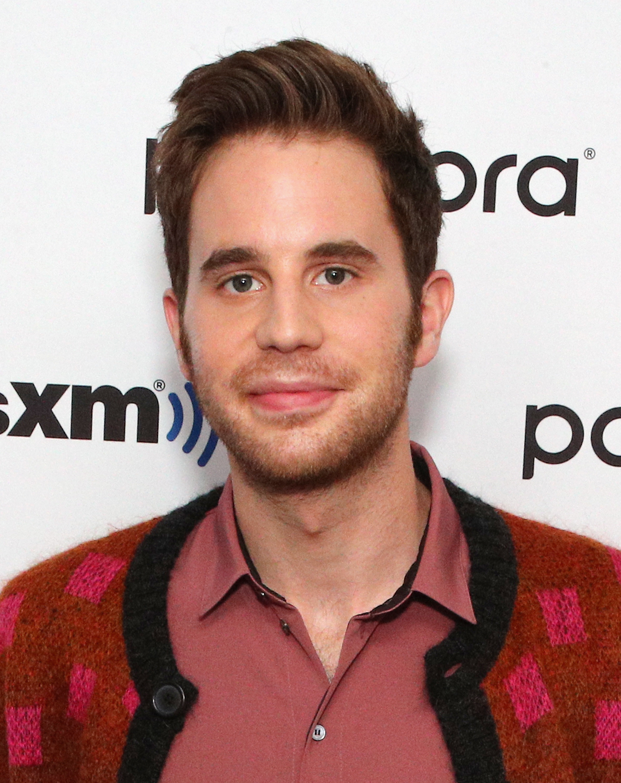 Ben Platt visits the SiriusXM Studios on March 05, 2020 in New York City