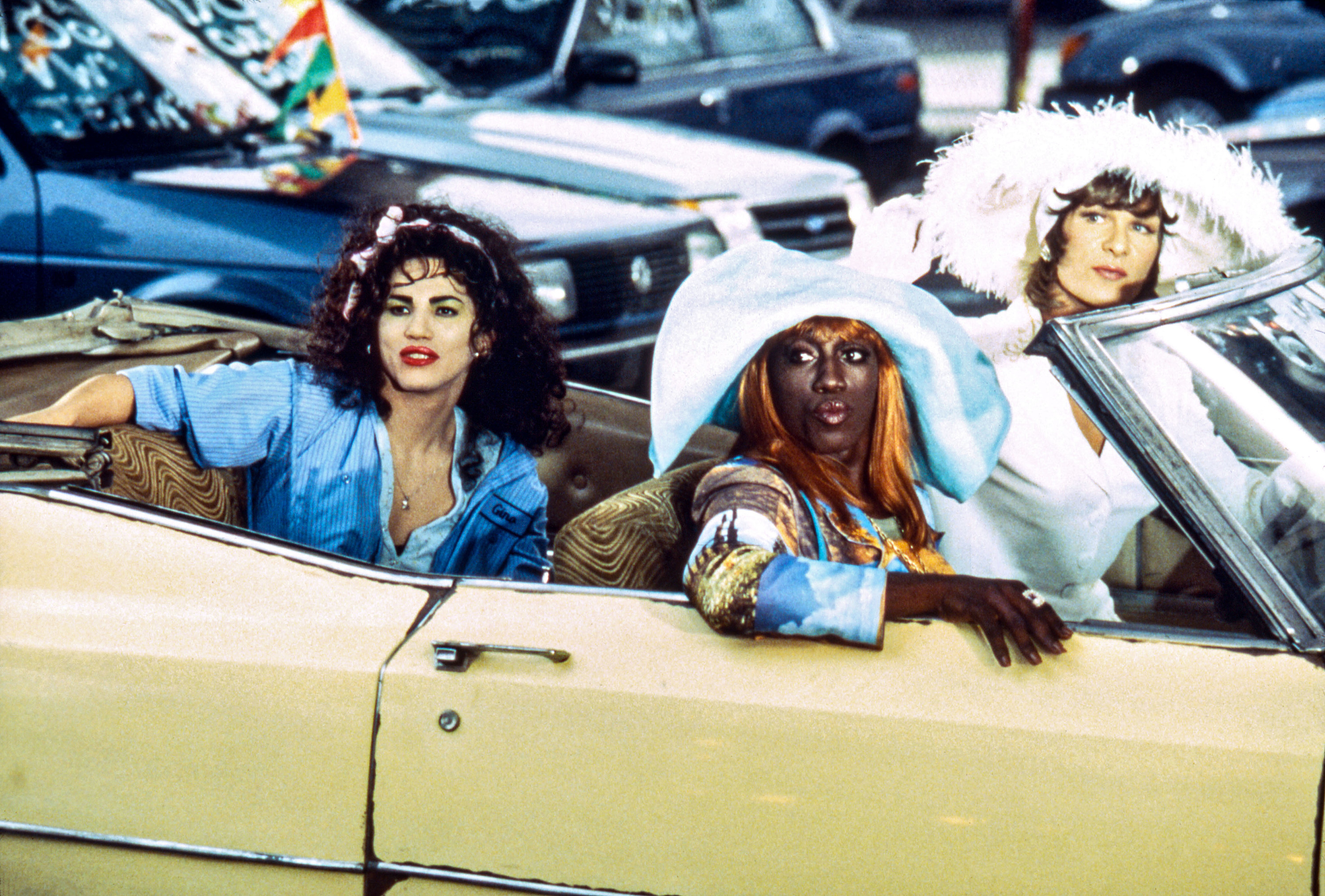 The main cast of To Wong Foo
