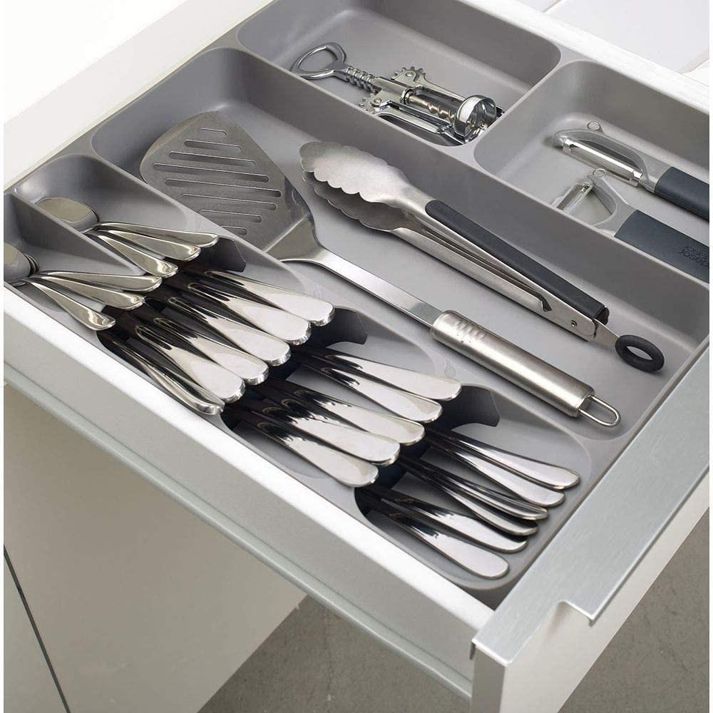 cutlery in the organizer