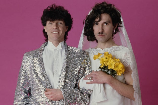 Edgar Wright Has A Documentary About This Wild-As-Heck Band Called Sparks Coming Out, And IDK How I Never...
