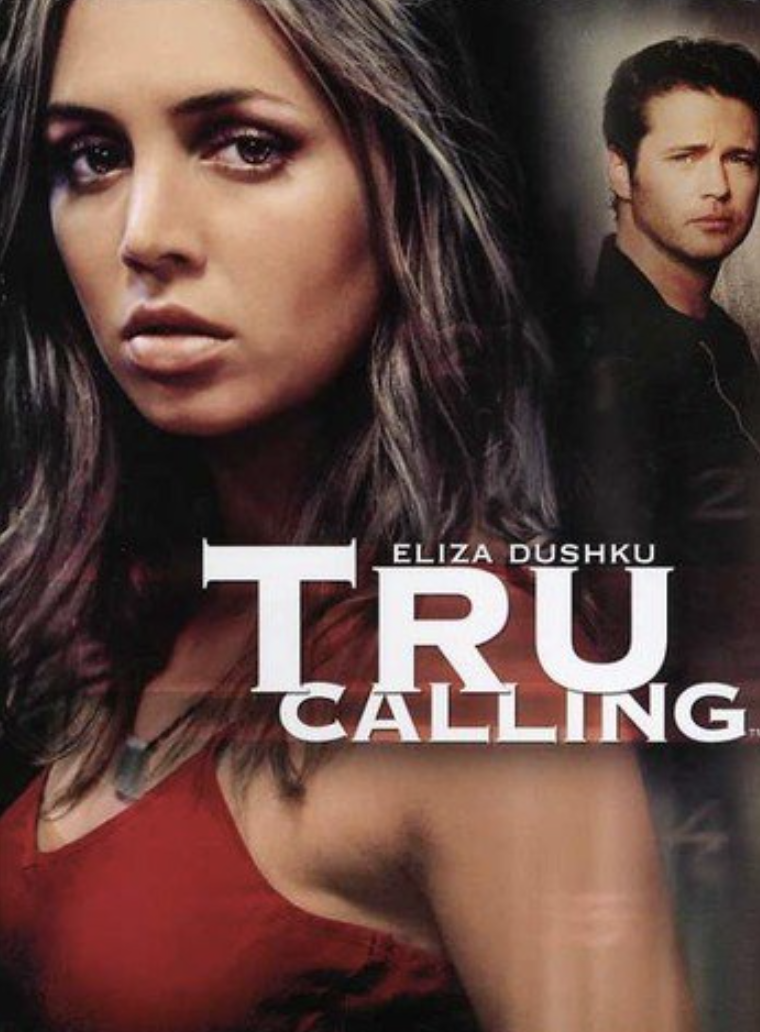 DVD cover for Tru Calling
