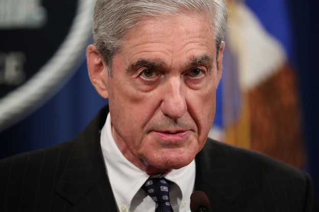 The Random Last Vestiges Of The Mueller Era Are Coming To An End