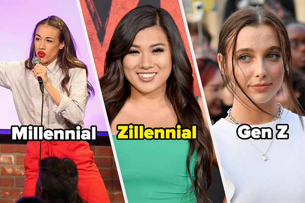 This Might Seem Weird, But I Can Guess If Youre A Millennial, Zillennial, Or Gen Z Based On This YouTuber Quiz