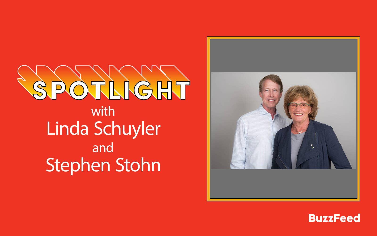 Spotlight with Linda Schuyler and Stephen Stohn