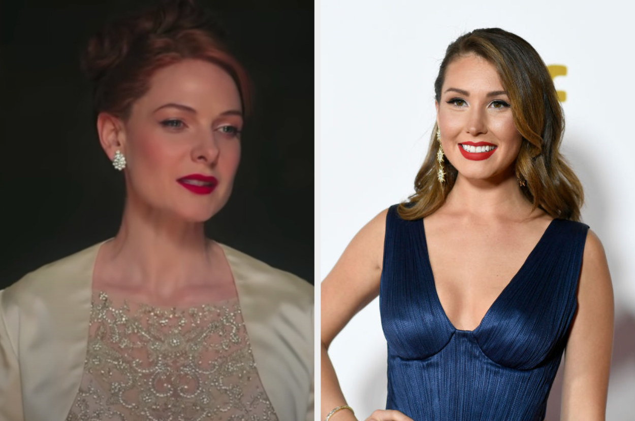 Jenny Lind and Loren Allred