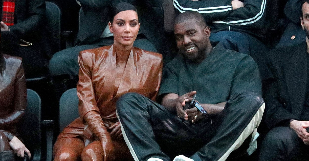Kanye West Unfollowed The Kardashian Sisters On Twitter And I Felt That – BuzzFeed
