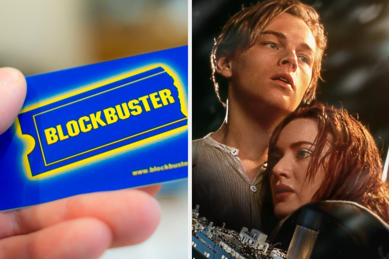 If You Rented 54/72 Of These Popular Movies From Blockbuster, You're Mossssst Likely A Millennial thumbnail