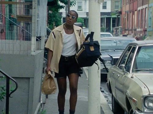 Cheryl Dunye in the movie