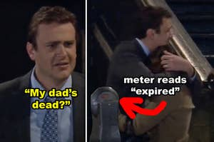 """Marshall finding out his dad died in """"How I Met Your Mother"""""""