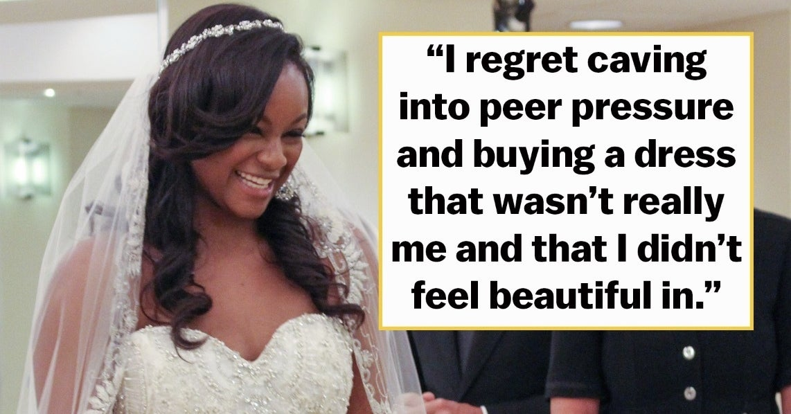 33 Brides Shared Their Wedding Regrets, And They Are Spot-On