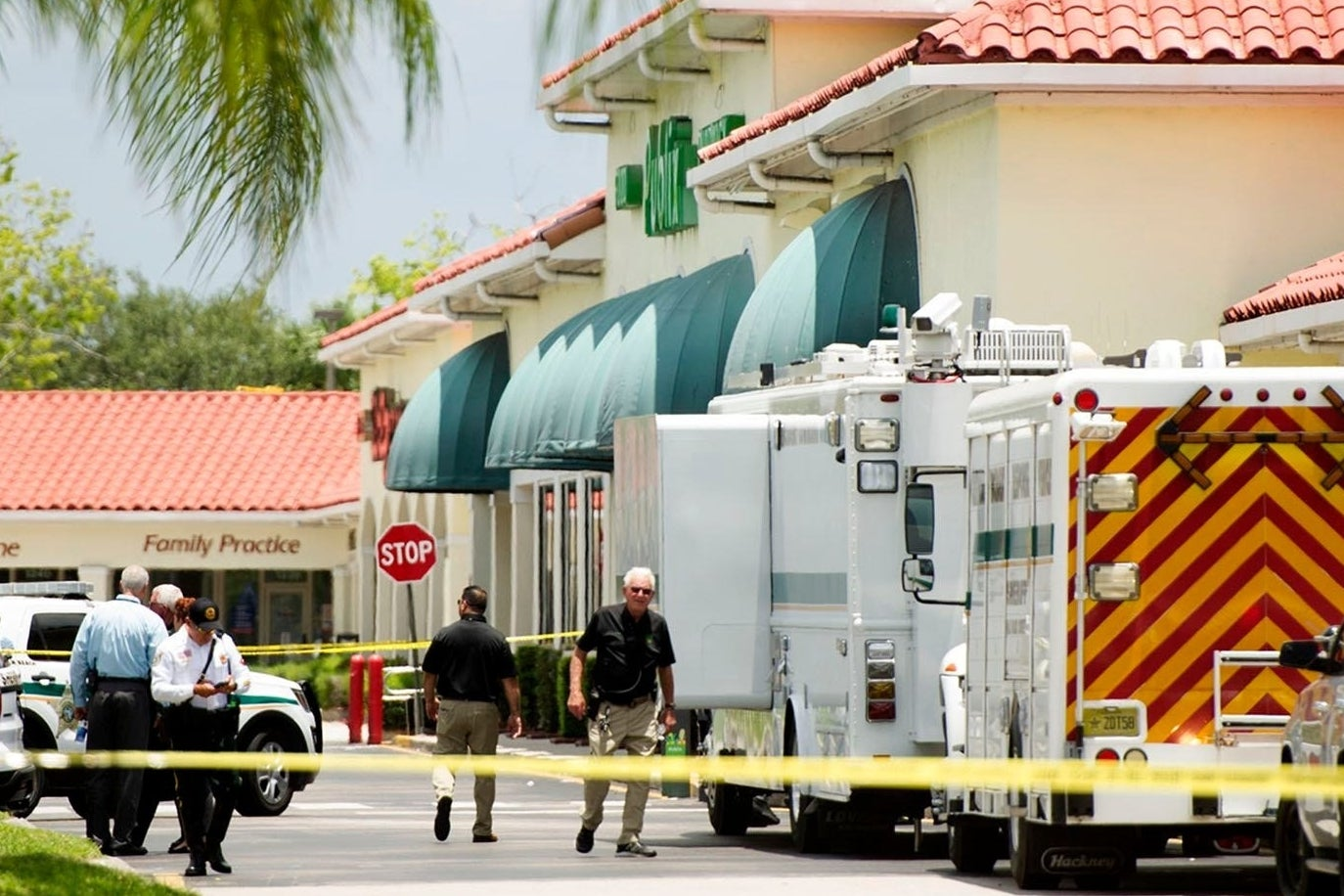 <p>A Woman And Her 1-Year-Old Grandson Were Fatally Shot While Shopping Inside A Grocery Store thumbnail