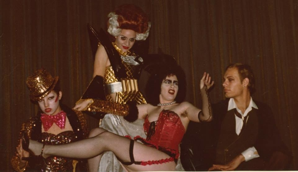 The Tiffany Troupe, 1979