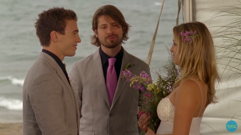 Spinner and Emma wedding