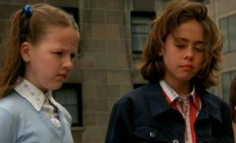 young Aislinn and Munro