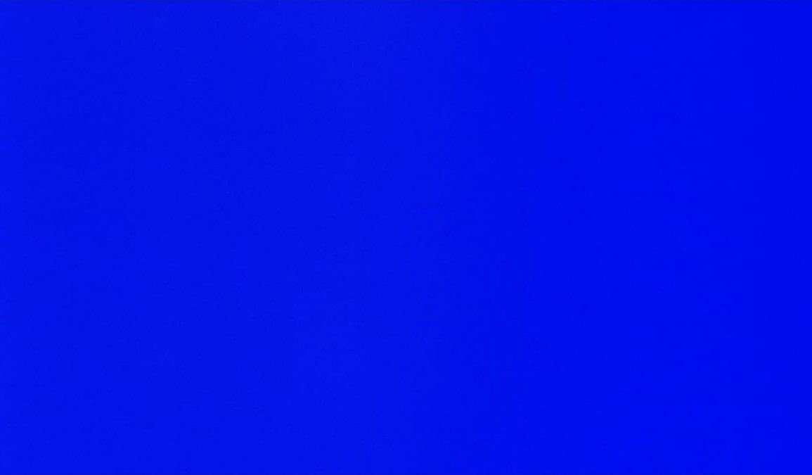 """A still from """"Blue"""""""