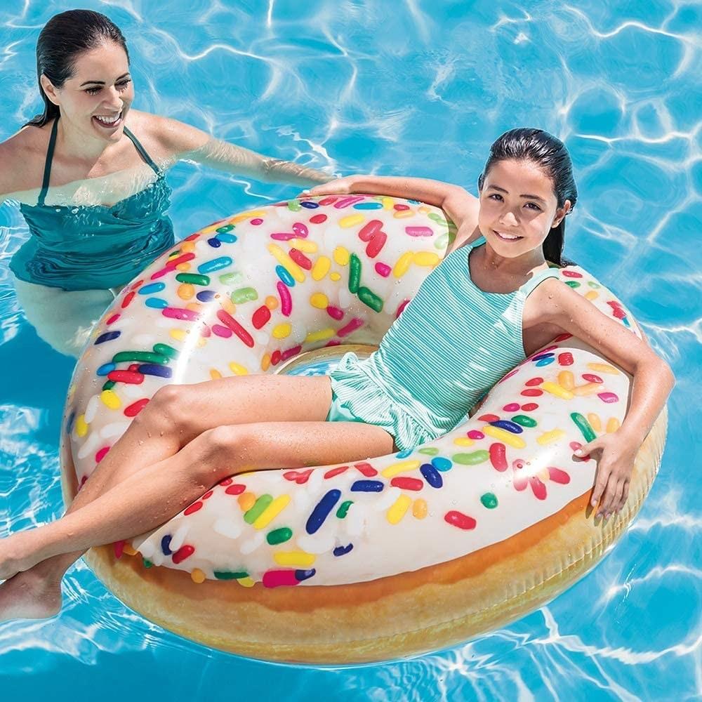 doughnut tube toy
