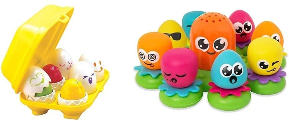 egg shape sorting toy