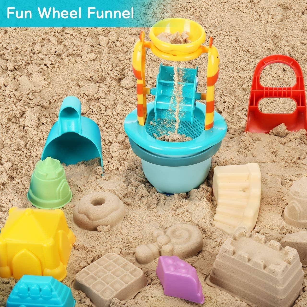 sandcastle kit