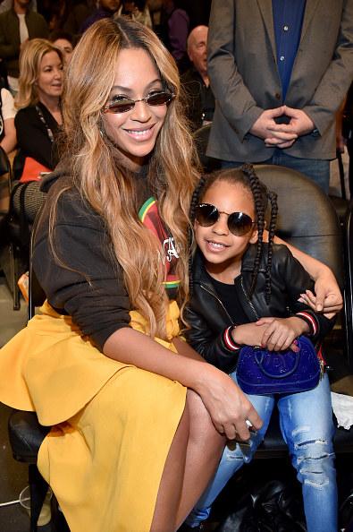 """""""Lemonade"""" singer and oldest daughter"""