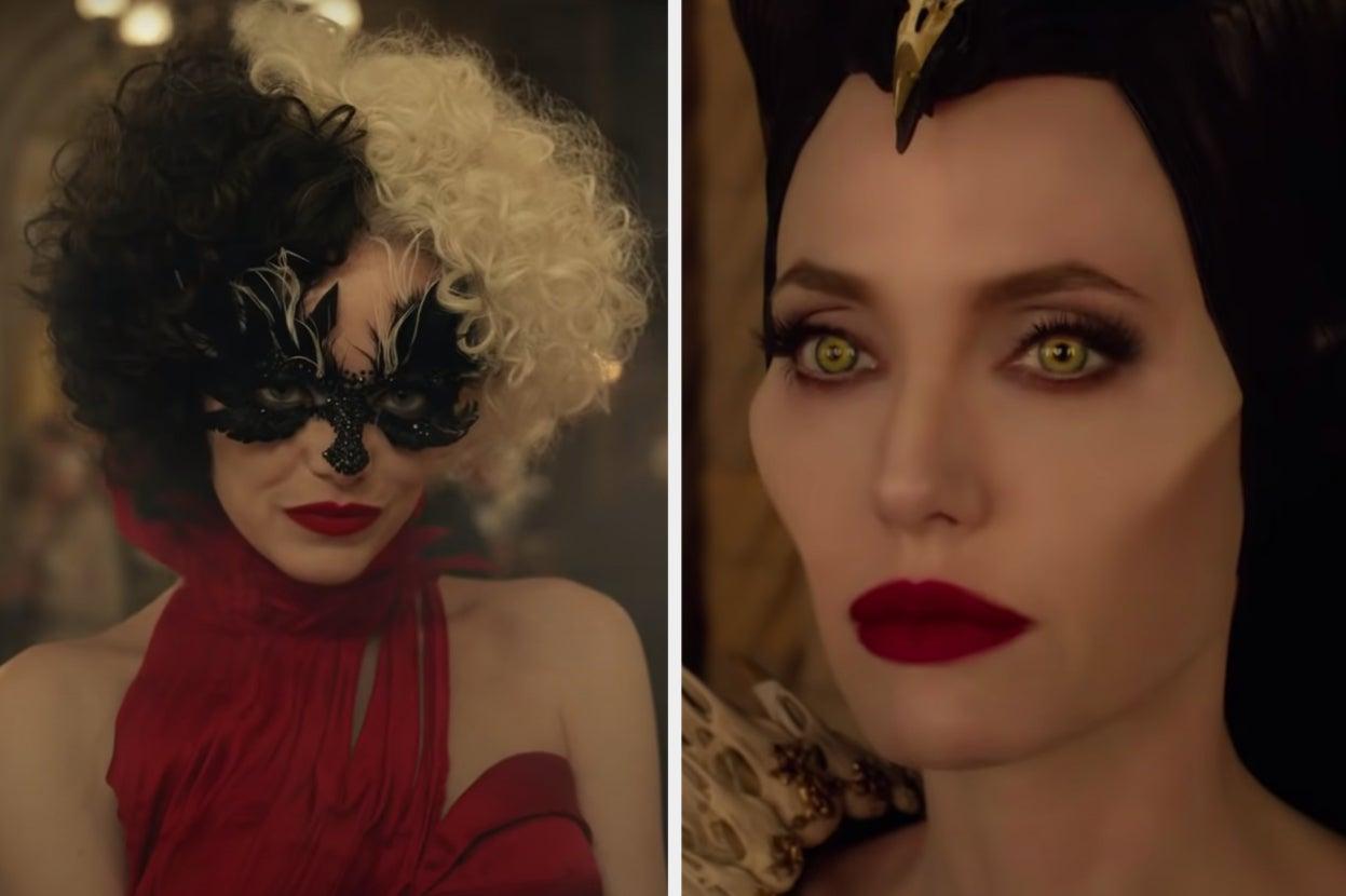Are You More Cruella Or Maleficent?